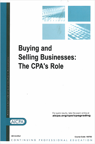 Buying and Selling Businesses book cover image.