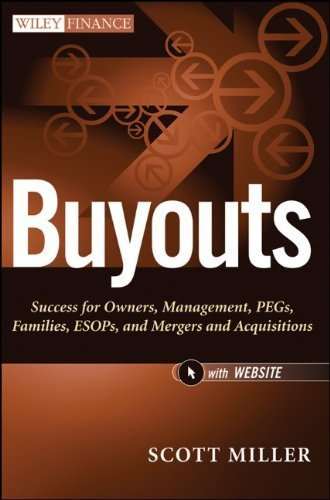 Buyouts book cover image.