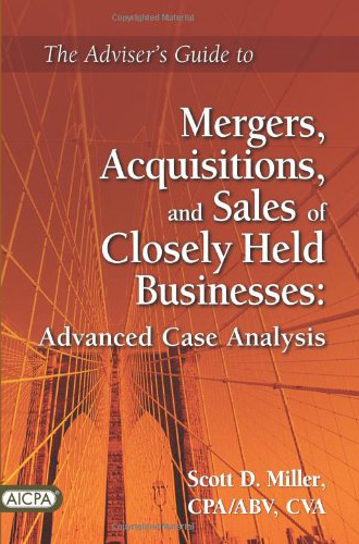 Mergers and Acquisitions book cover image.