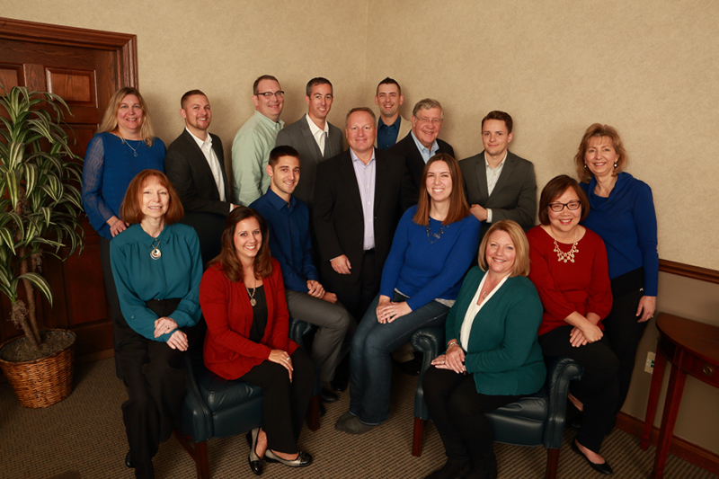ESI Equity executive team.