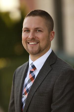 ESI Equity team member T.J. Genz.