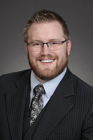 ESI Equity team member Lucas Gray.